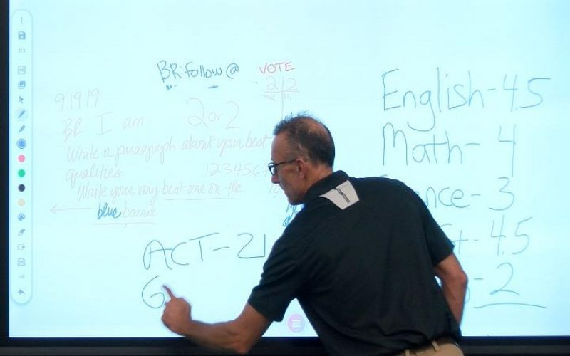 ACT-Prep Course Image by Travis Hoffer of KTIV