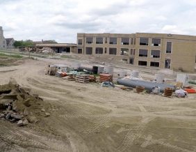 Bryant Time-lapse photo by the Sioux City Journal