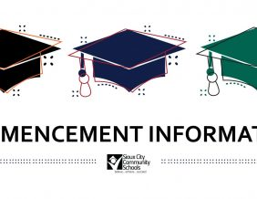 Commencement Information 2020