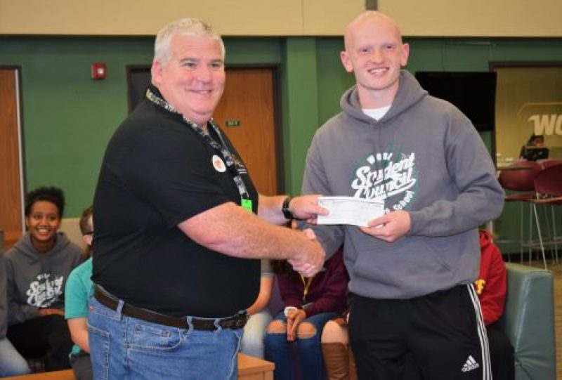 West High raises $1,500 for Gigi's