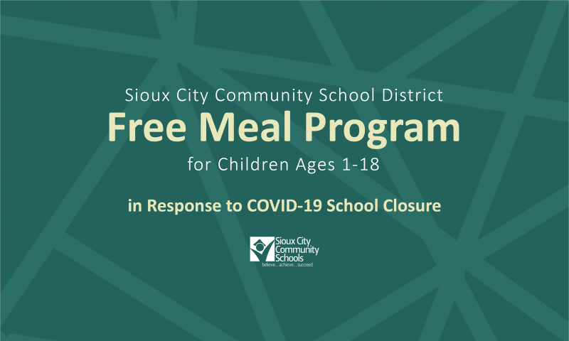 Free Meal Program in Response to COVID-19