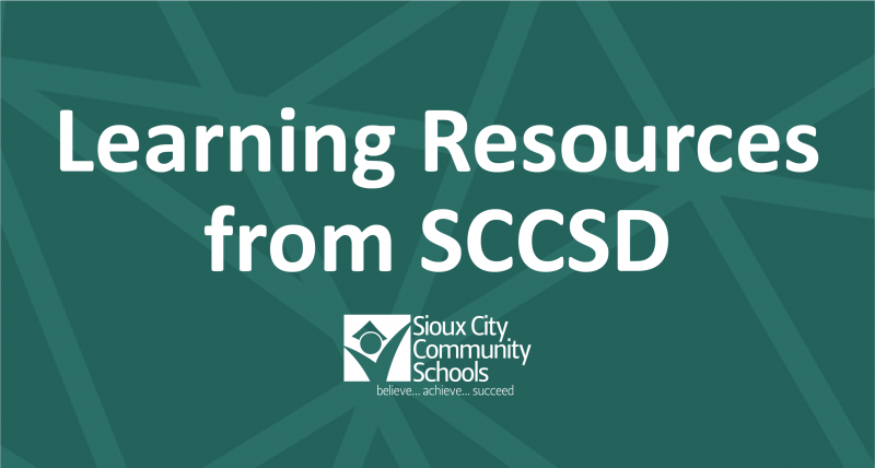 Learning Resources from SCCSD