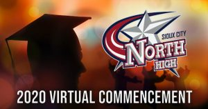 Watch the North High School Virtual Commencement Ceremony