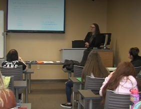 Students from 13 area schools attend local mental health conference