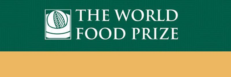 World Food Prize Logo