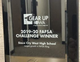 Photo of 2019 2020 FASFA Challenge Winner award