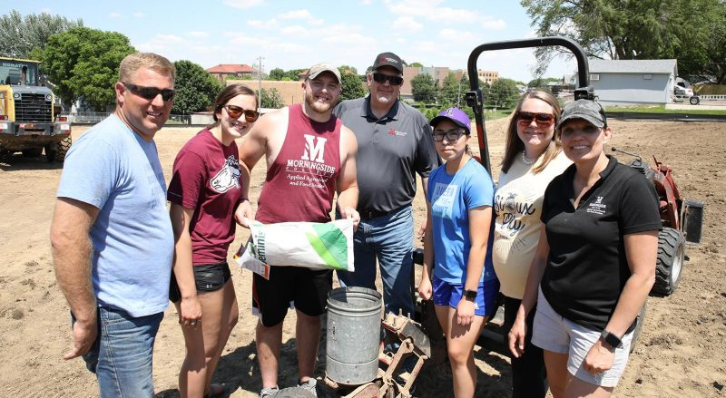 Sioux City FFA Chapter receives funding to support agricultural education through the Sioux City Career Academy and Morningside University Applied Agricultural and Food Studies program