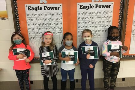 Morningside Student of the Month Group 1