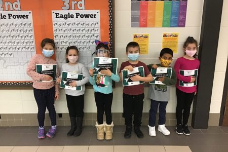 Morningside Student of the Month Group 2
