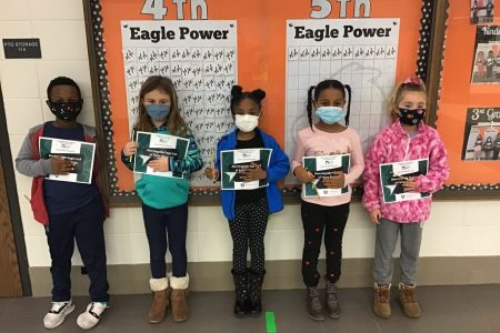 Morningside Student of the Month Group 3