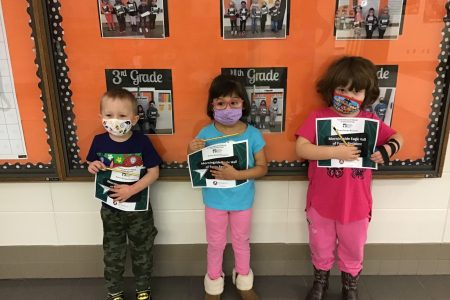Morningside Student of the Month Group 4