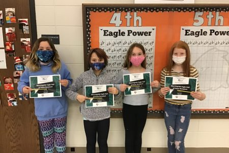 Morningside Student of the Month Group 5