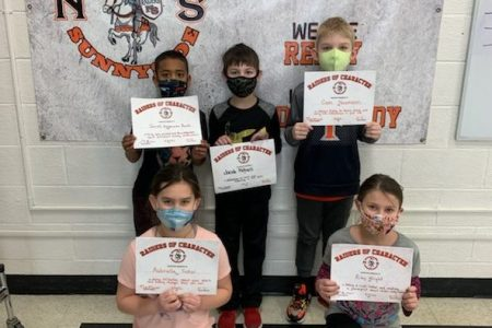 Sunnyside Student of the Month Group 2