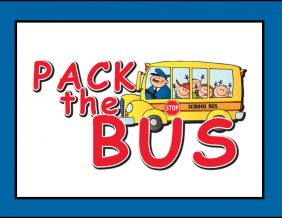 Pack the Bus Graphic
