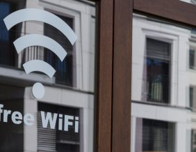 Wi-Fi Sign image by Hanohiki on Getty Images