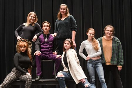 EHS Speech Students Perform Musical Theatre
