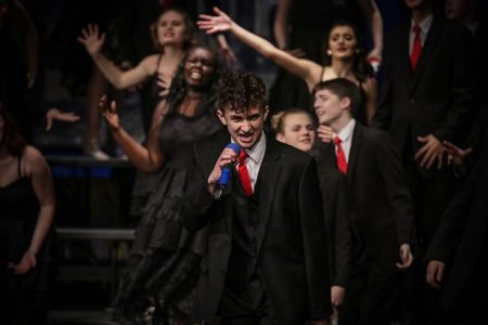 Headliners Student Demonstrates Vocal Charisma