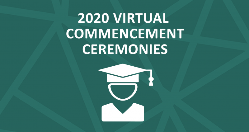 Virtual Commencement Ceremonies