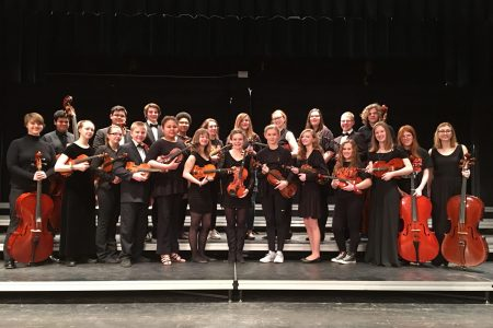2020 EHS Orchestra Group