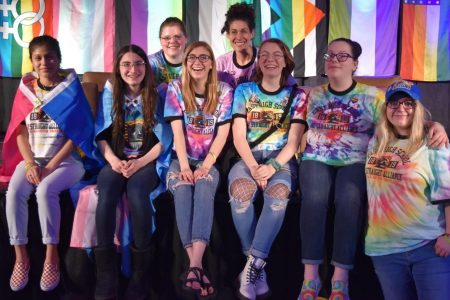 EHS GSA Students Developing a Culture of Kindness