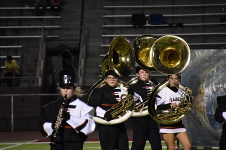 EHS Marching Band Sousaphone Feature