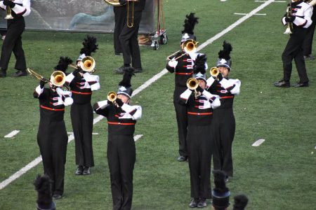 EHS Marching Band Trumpet Feature