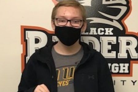 EHS Student Spotlight March 2021 Tyler Detches 10th Grade